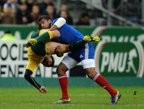 RUGBY : France vs Australie - test match - 10/11/2012