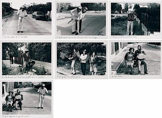 J'adore faire de la mobylette, 1981.