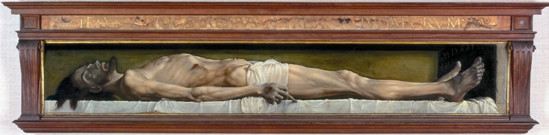 holbein-le-christ-mort-1521