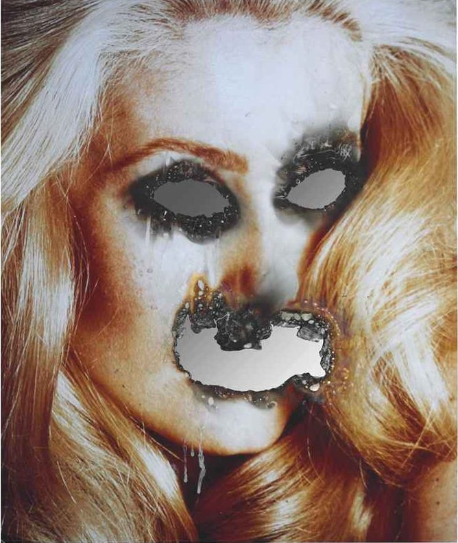 douglas_gordon_self-portrait_of_you__me_deneuve_2006